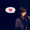 Onew - heart by Hisa-sa