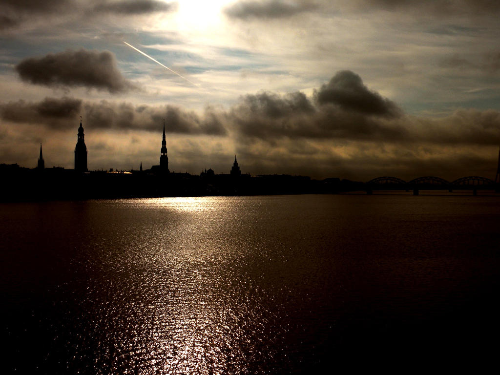 Riga by anhourlate