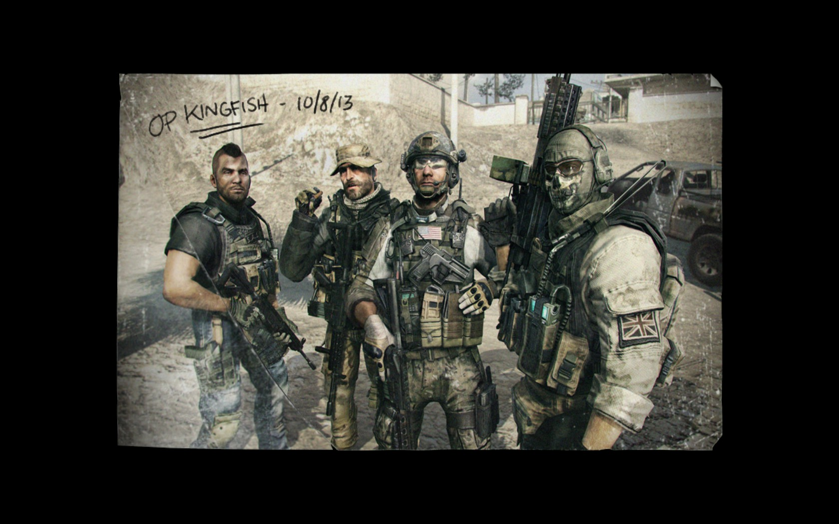 CoD MW3 by donabruja on DeviantArt