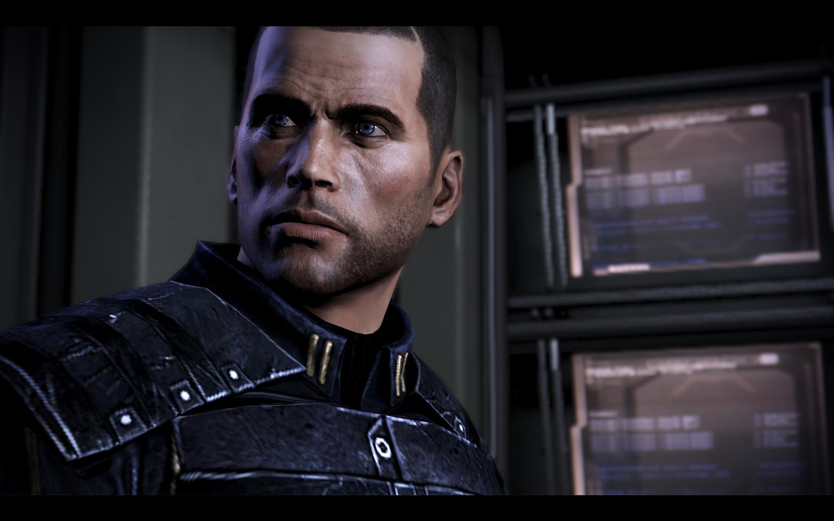 Commander Shepard - Wikipedia