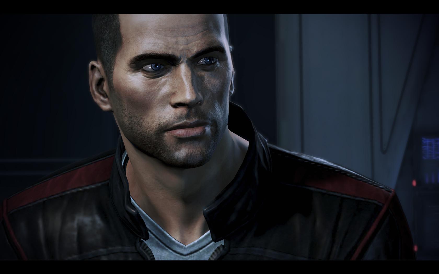 Commander Shepard by donabruja