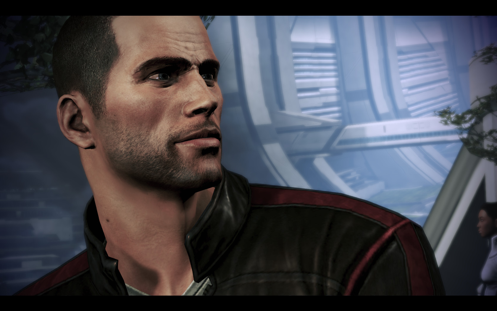 Commander Shepard By Donabruja On Deviantart