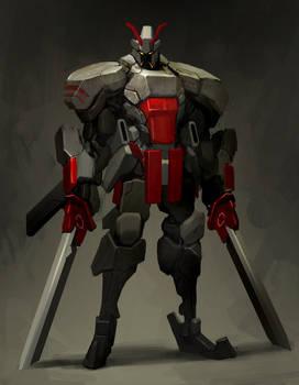 ICHIDO Samurai foot soldier