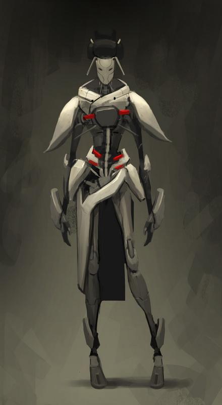 ICHIDO Geisha attendant by Reza-ilyasa