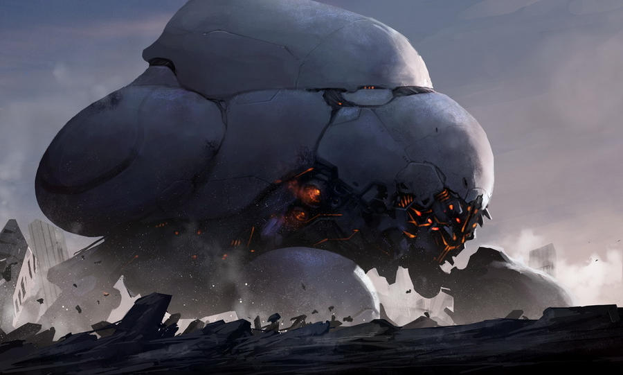 big bug by Reza-ilyasa