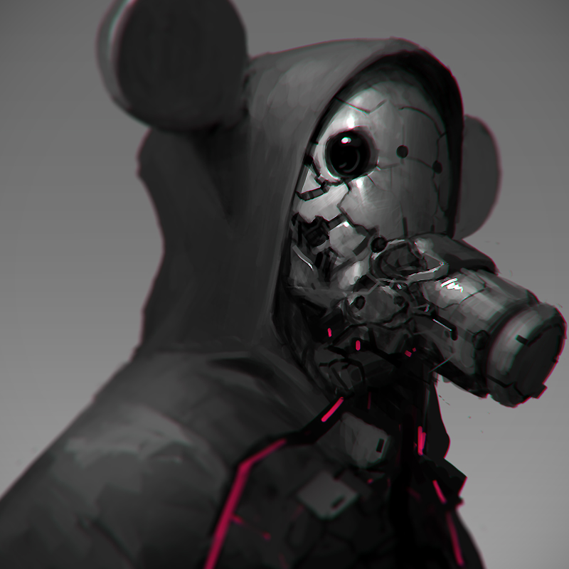 mickey mouse by Reza-ilyasa