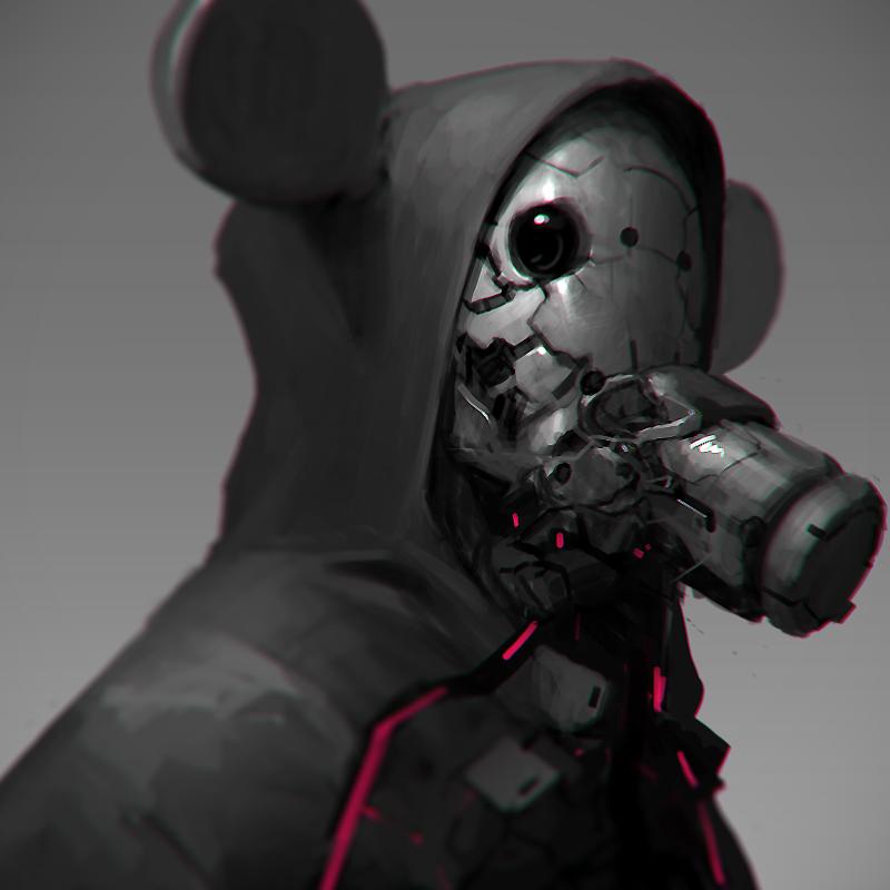 mickey mouse by Reza-ilyasa