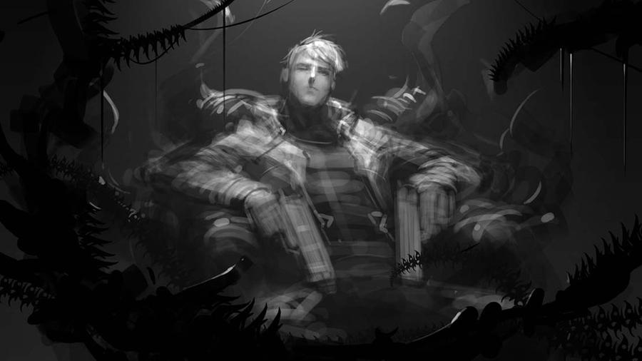 livestream sketch 'Dante' by Reza-ilyasa