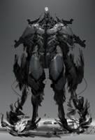 arc arachnid V.02 by Reza-ilyasa