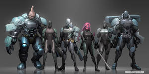 COTV armor