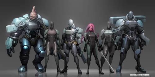 COTV armor by Reza-ilyasa