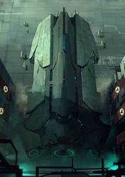 Victus ship by Reza-ilyasa