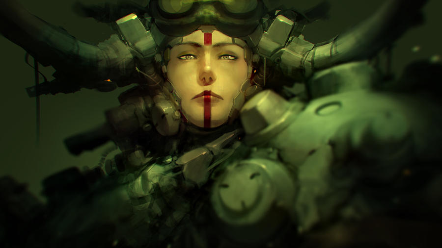 Athena by Reza-ilyasa