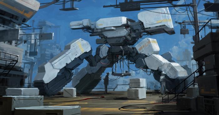 robot insap by Reza-ilyasa