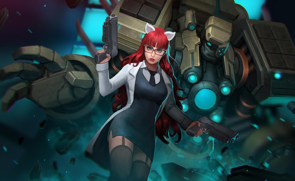 Dungeon Fighter Online by Reza-ilyasa