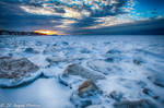 Icescape by DeviantRavnos