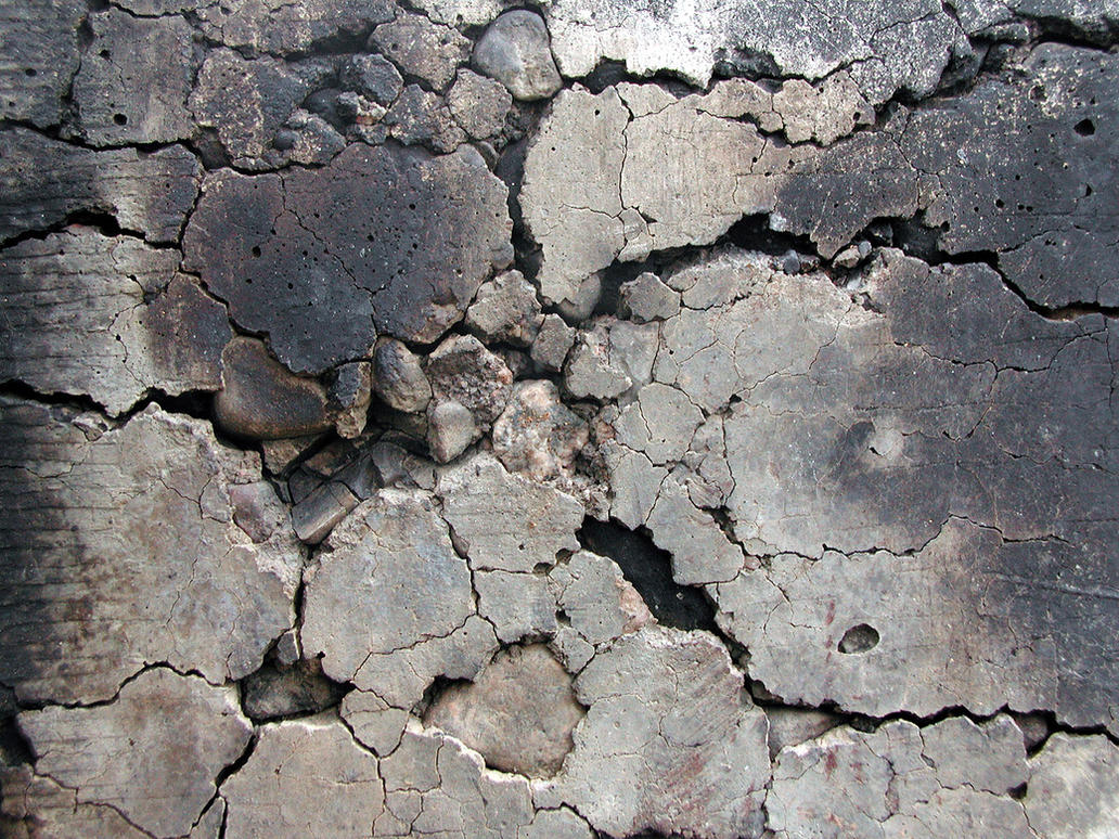 Cracked Wall by adigitaldreamer
