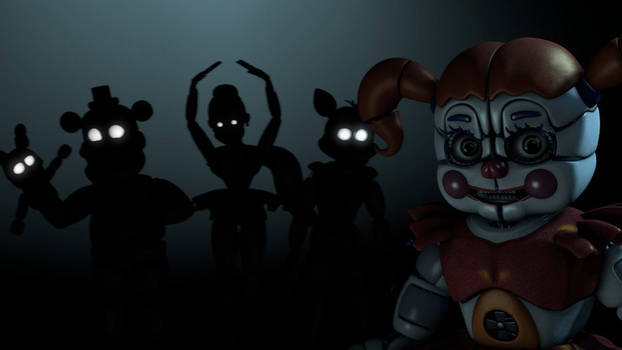(SFM / FNAF) The show has only just begun
