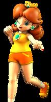 SFM - Daisy (Mario Tennis) render