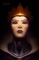 The Evil Queen by JoelChua