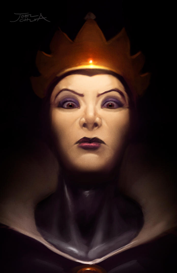 The Evil Queen by JoelChua