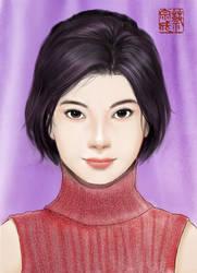 Chinese Girl by JoelChua