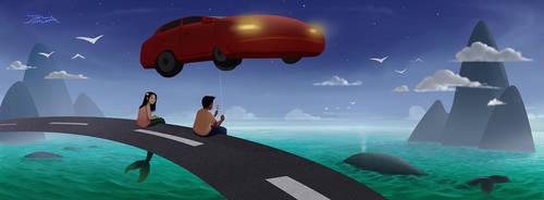 Fantasies and Realities by JoelChua