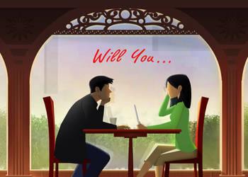 Will You by JoelChua