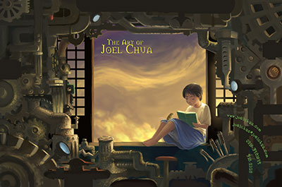 The Art of Joel Chua 2006 by JoelChua