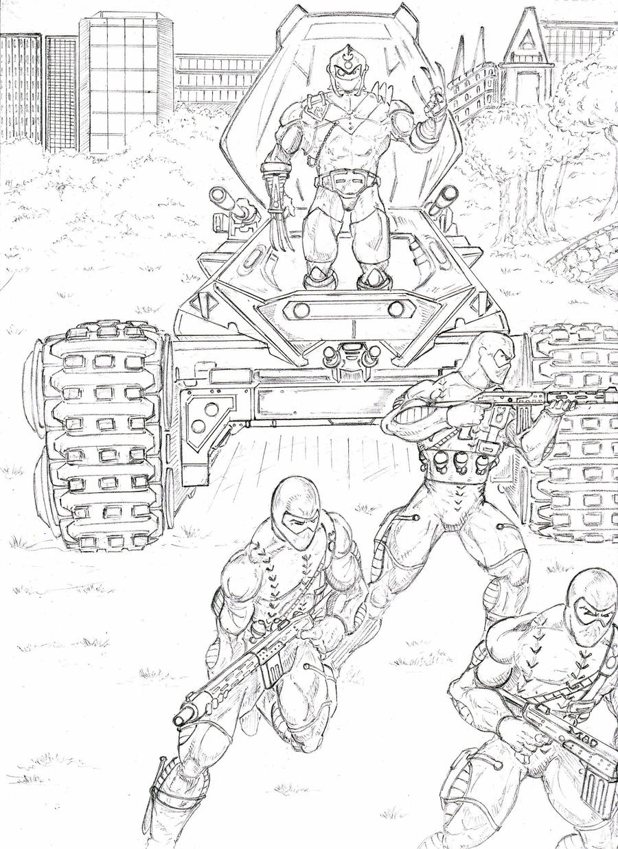 gi joe cobra coil by mccoymao on deviantart