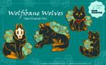Wolfsbane Wolves Enamel Pins | Pre-Orders open!