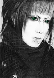 Green Eyes - Hitsugi by YilA
