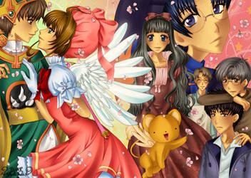 Card Captor Sakura by YilA