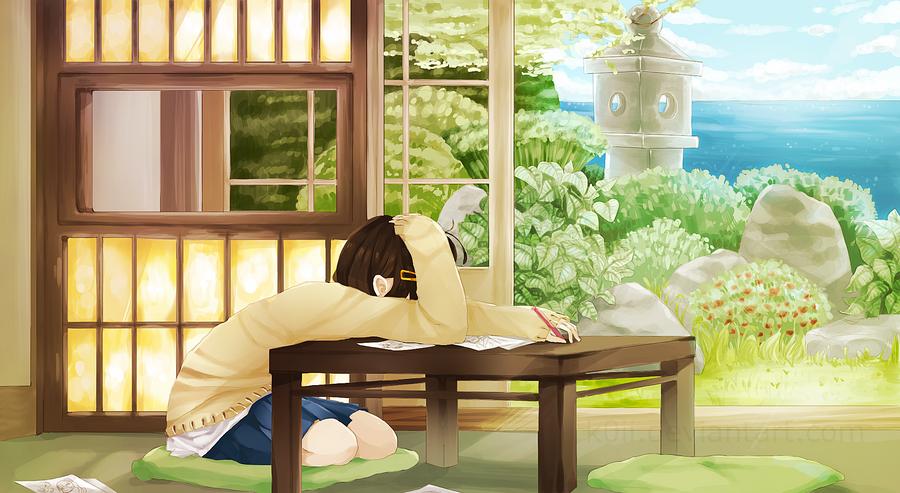 Japanese dream by K0ii