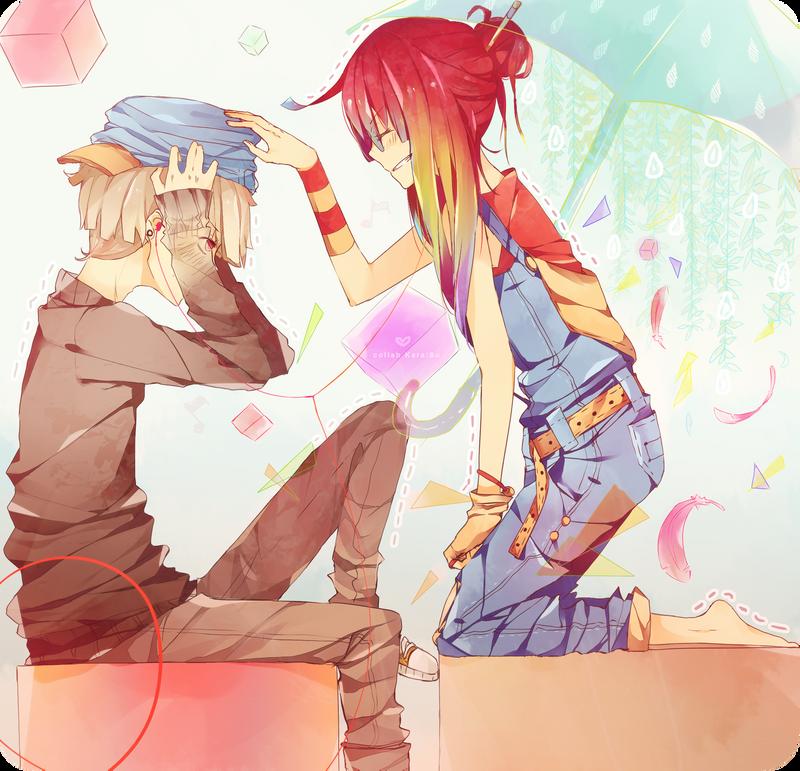 Kokoro's box by K0ii