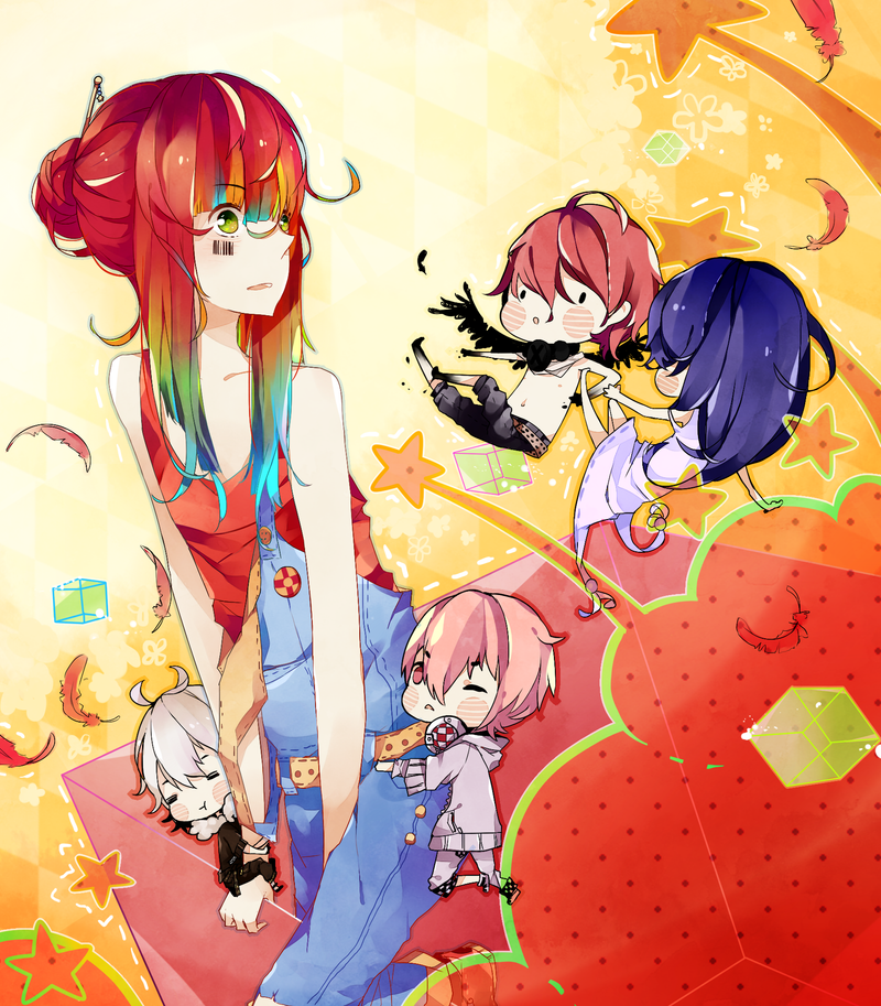 Karasuki by K0ii