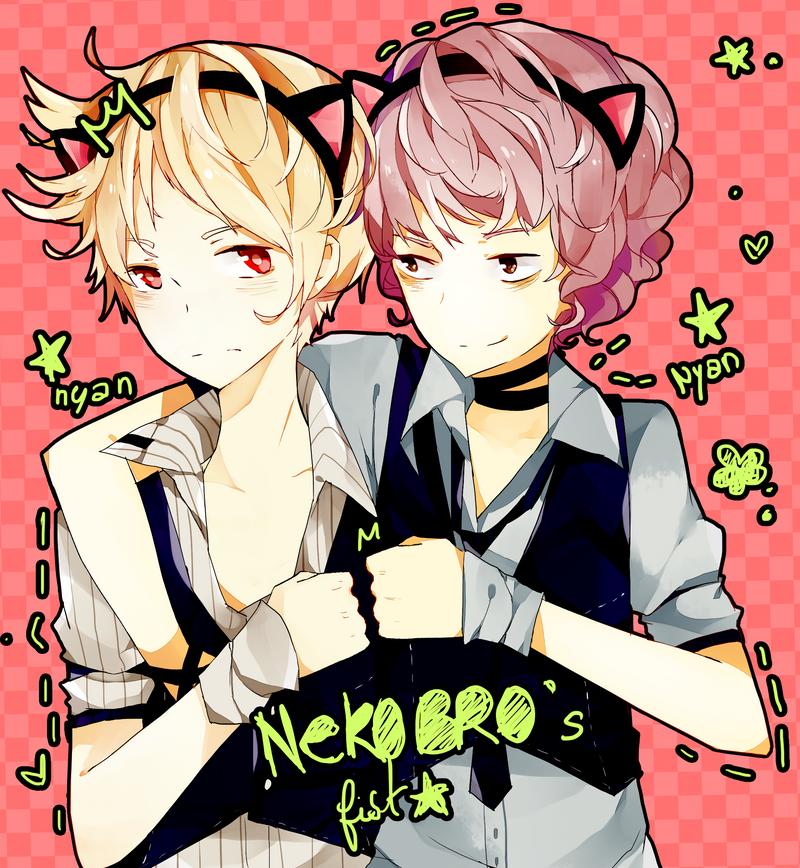 nekobro' fist by K0ii