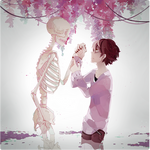 the death and the human