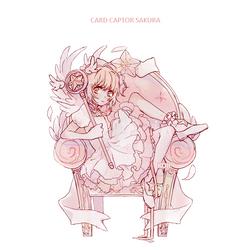 Pinkish sakura princess