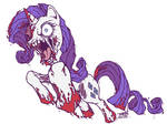 My Little Zombie - Rarity
