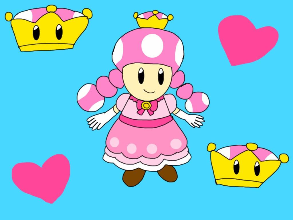 Princess Toadette