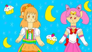 CC CE Tangerine and Mini Moon