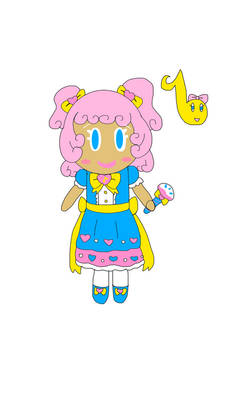CR OC Pop Star Cookie