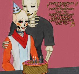Mander's Birthday