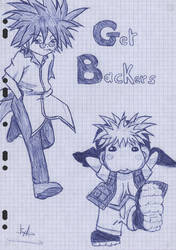 Get Backers SD by KyA-chaan