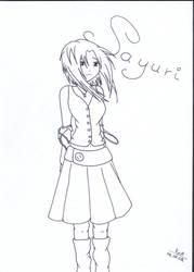 Sayuri by KyA-chaan