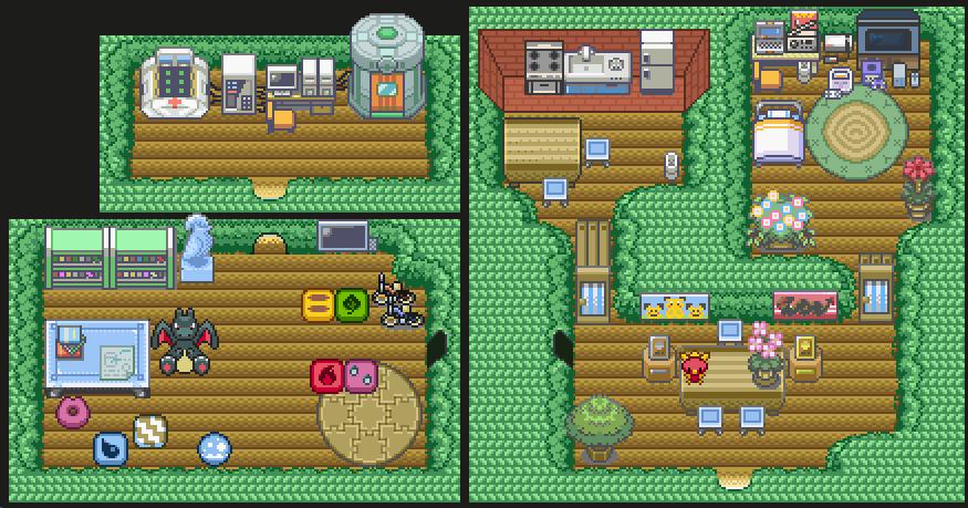 Pokemon Secret Base By Redmantisassassin On Deviantart