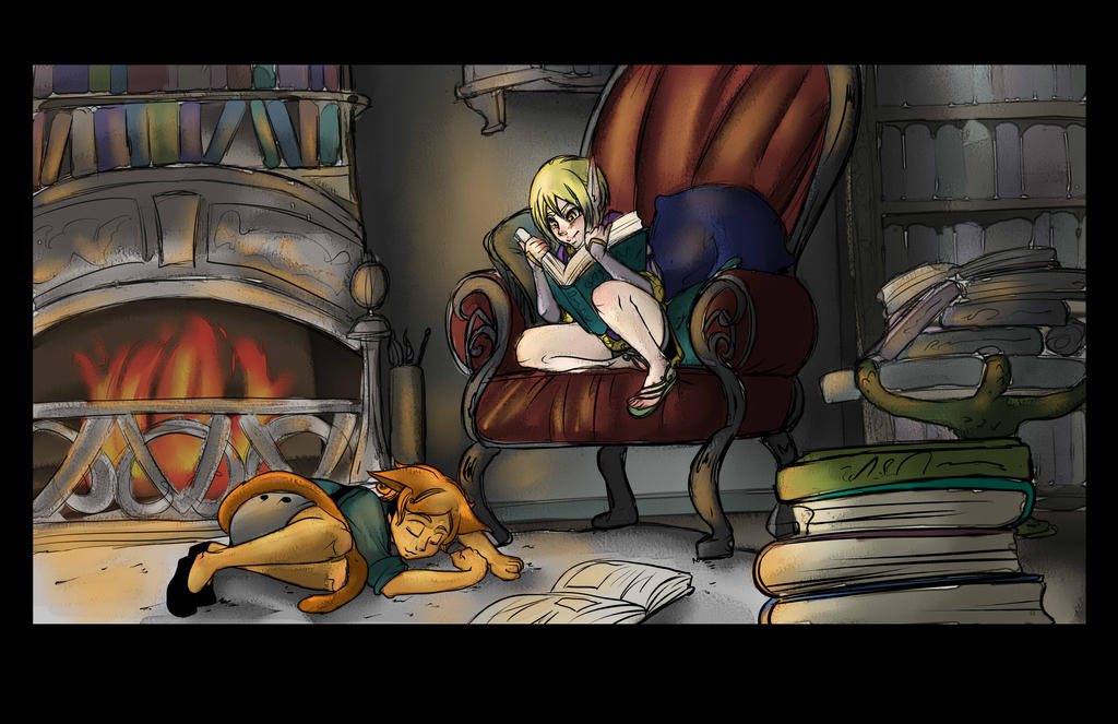 Hearthkeeping by Gigibell