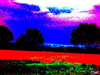 Trees by Felizias