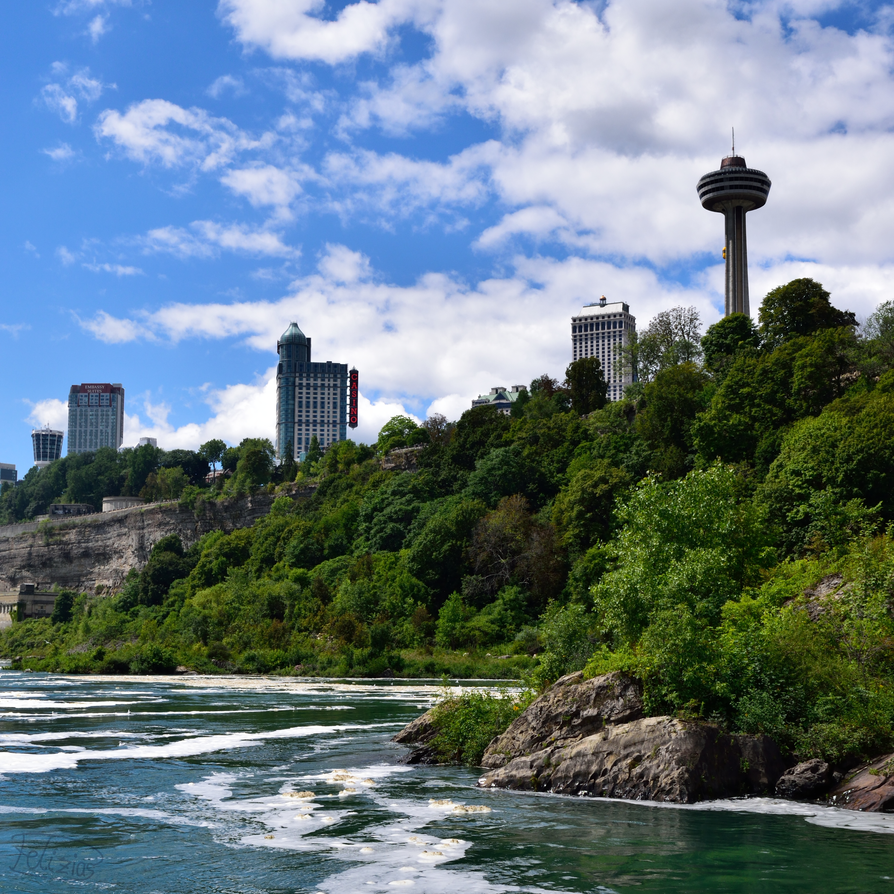 Niagara on the falls by Felizias